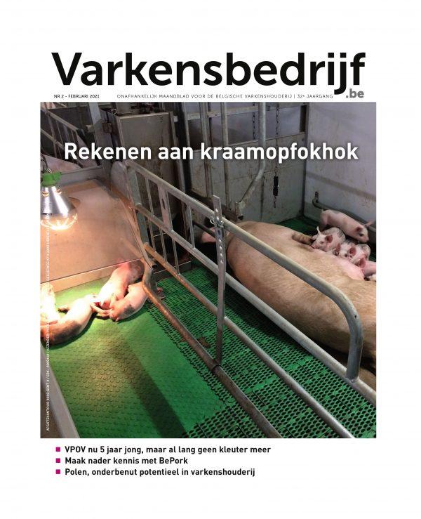 vakblad varkensbedrijf